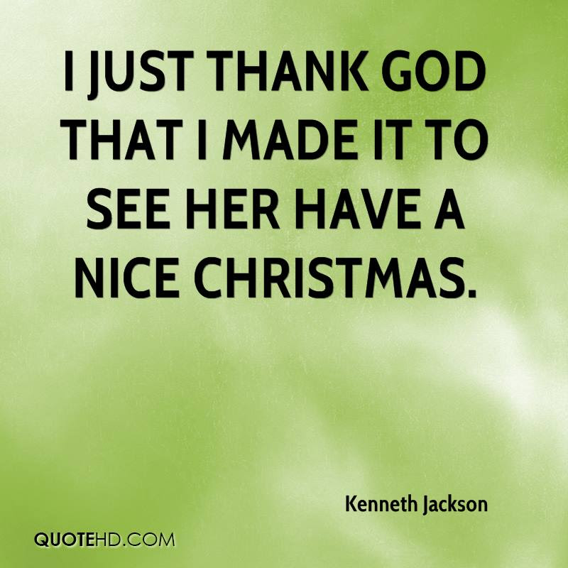 Kenneth Jackson Christmas Quotes Quotehd