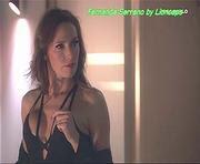 Fernanda Serrano sensual na novela Jogo Duplo