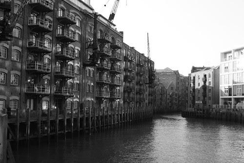 St Saviour's Wharf and Java Wharf by ultraBobban