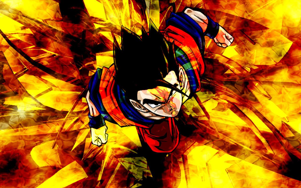 Backgrounds Dragon Ball Z