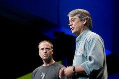 Dave Douglas and Lew Tacker, General Session, CommunityOne West 2009