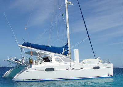 Catamaran GENESIS - Book thru ParadiseConnections.com