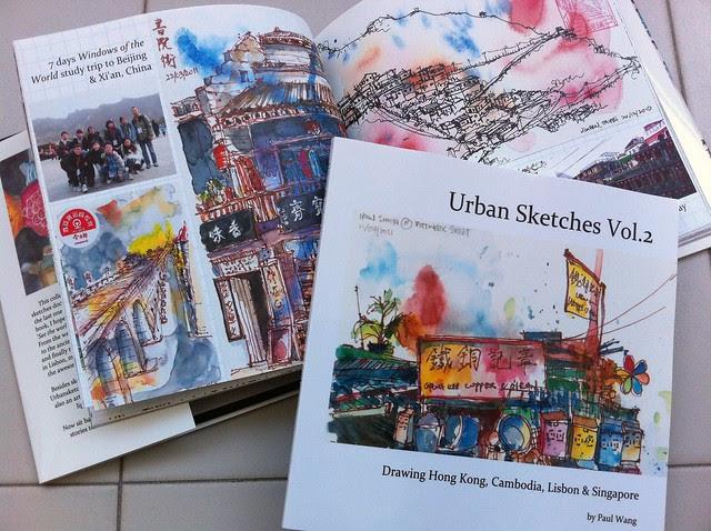 Urban Sketches Vol.2