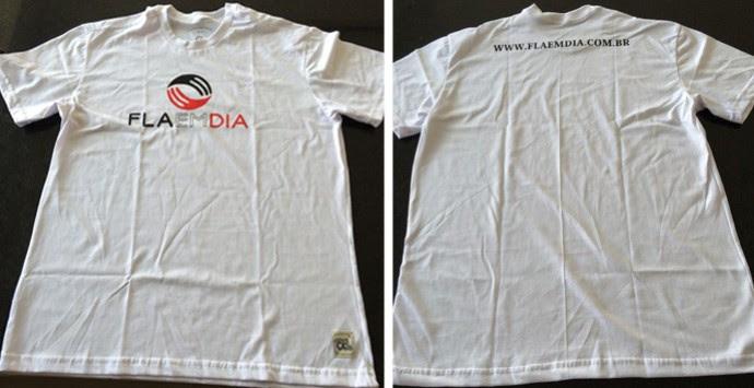 Montagem - Camisas Flamengo Em Dia (Foto: Editoria de Arte)