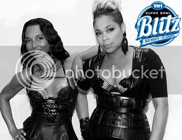 Watch: TLC's entire concert at 'Super Bowl Blitz'...