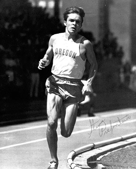 Pictures Of Steve Prefontaine