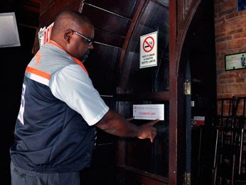 Smic interditou mais três casas nesta quinta-feira (Foto: Agnese Schifino/Divulgação PMPA)
