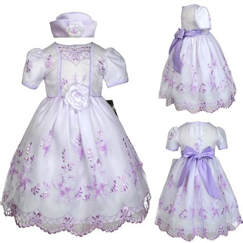 baby girl toddler wedding prom easter formal party