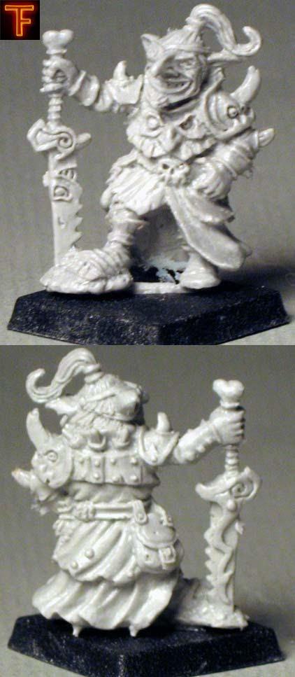 Goblin with Sword