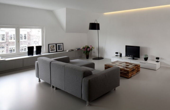 Modern And Minimalist Apartment Interior Designs That Will