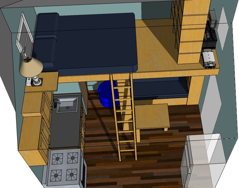Tiny Eco House Plans Off The Grid Sustainable Tiny Houses