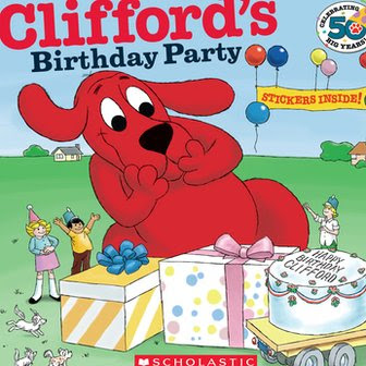 Cover of Clifford's Birthday Party