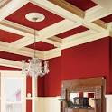1. Coffer a Ceiling | 12 DIY Projects to Add Old-House Charm ...