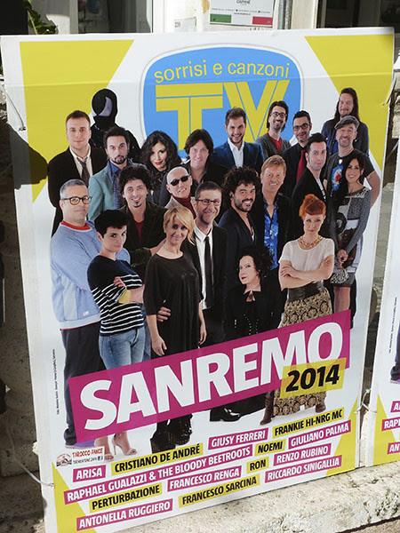 san remo 2014
