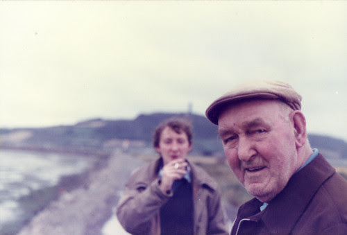 Old Photos - My Grandad and my Brother