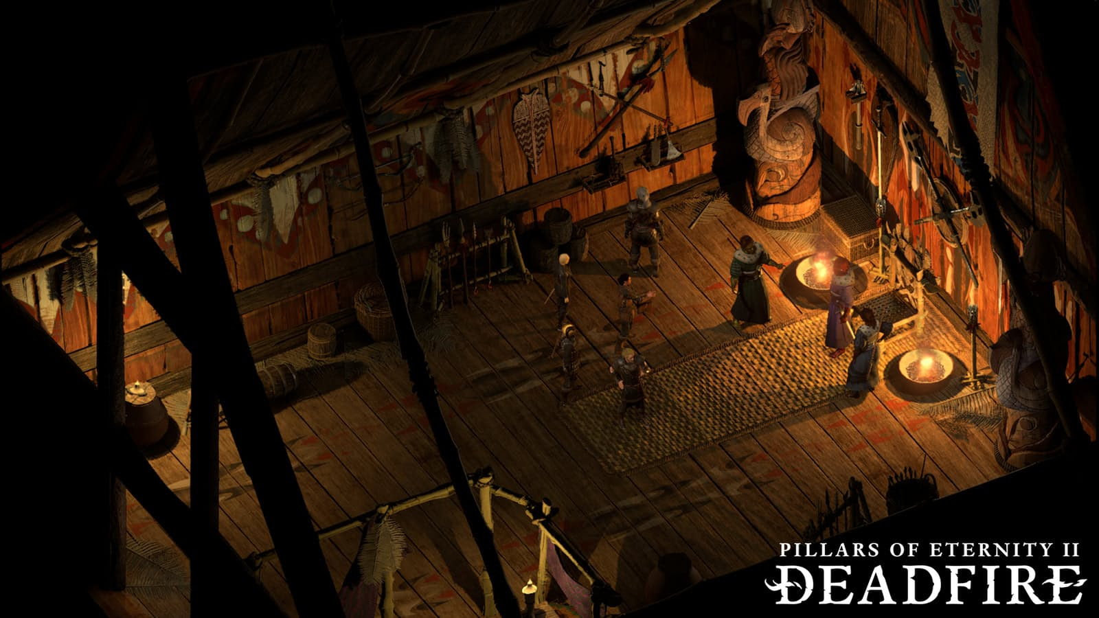 Pillars Of Eternity Ii Deadfire A Pirates Life For Me