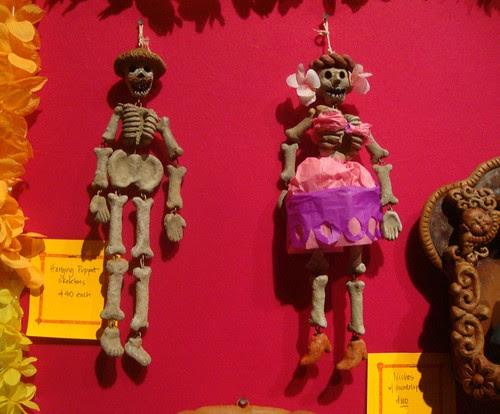 Dia de los Muertos minicine, Shreveport by trudeau