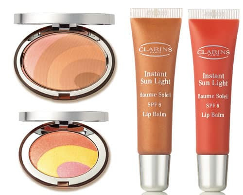 clarins make up in the united kingdom