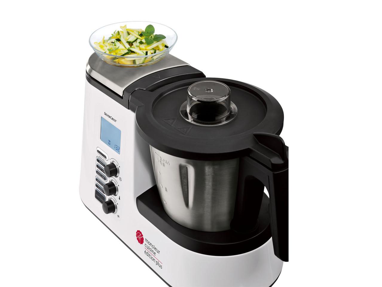 Multifunctional Kitchen Robot Monsieur Cuisine Edition Plus Lidl