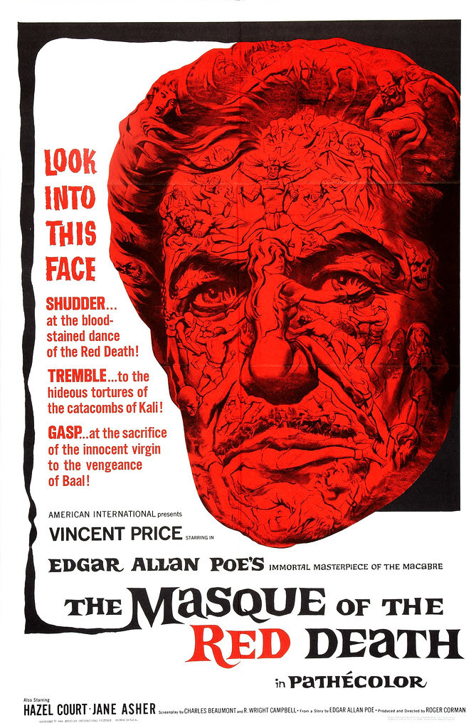 Reynold Brown - The Masque of the Red Death (American International, 1964)