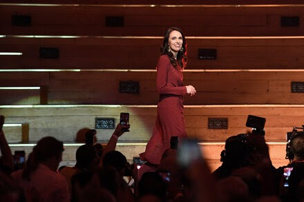 TREND ESSENCE:Jacinda Ardern, Hero to Liberals Abroad, Is Validated at Home