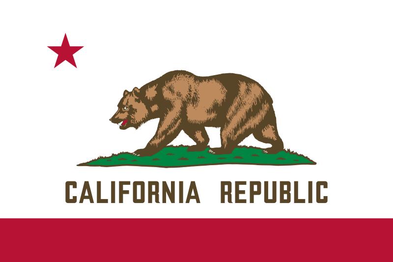 Ficheiro:Flag of California.svg