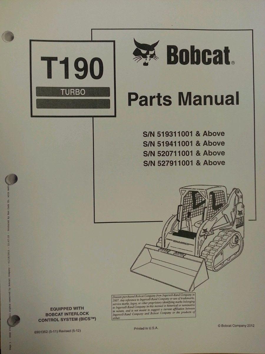 Fa3 2003 Bobcat T190 Wiring Diagram Wiring Resources