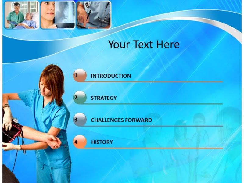 Unduh 6000 Background Ppt Nurse Gratis