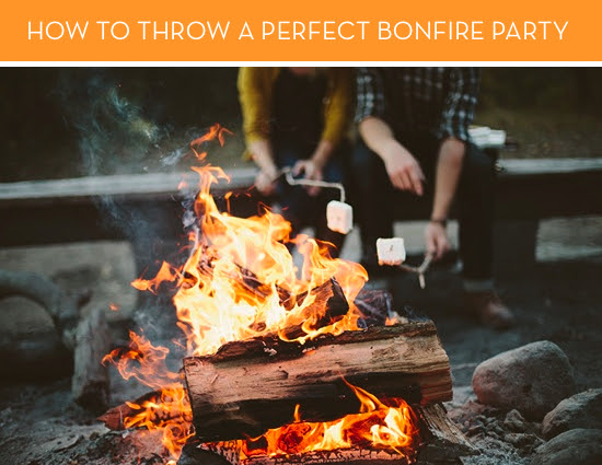How to Throw a Perfect Bonfire Party » Curbly | DIY Design Community