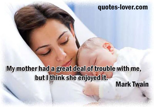quotes to remember mother and child quotes