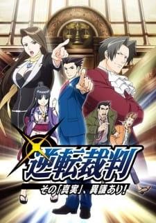 Ace Attorney [24/24] [100MB] [720p] [Mirror/Mega]
