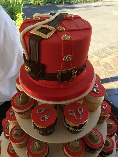 RCMP wedding   Kick Ass Cakes Wedding Cakes   Wedding