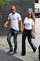 jeremy meeks and chloe green share a kiss while shopping at her store2 01