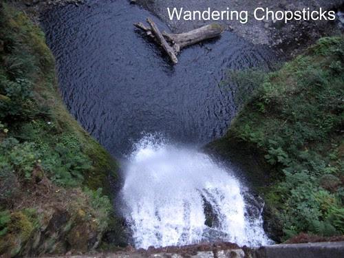 Day 4.3 Multnomah Falls - Columbia River Gorge - Oregon 11