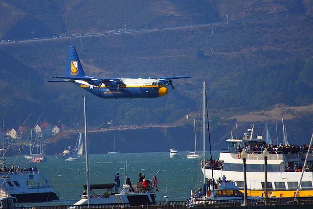 IMG_2546 Fat Albert, San Francisco Fleet Week 2011