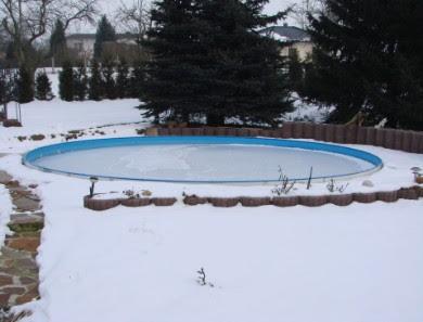 Pool einwintern for Intex pool billig