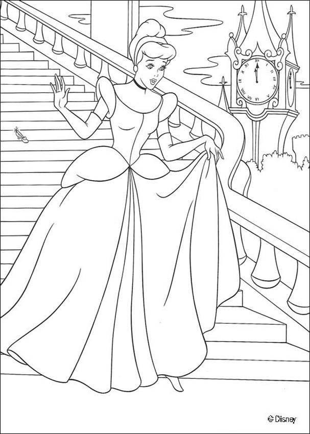 Its Midnight Coloring Pages Hellokidscom