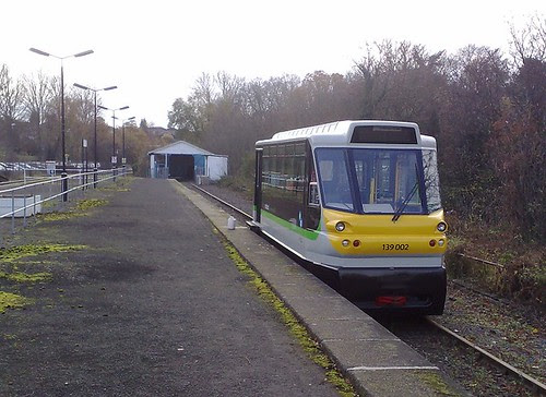 Stourbirdge Shuttle and shed