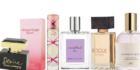 Best Perfumes for Women on a Budget ? Valentine's Day, 2017