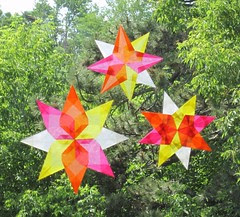 Summer of Color - Trio of Stars