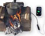 photo campfire phone charger