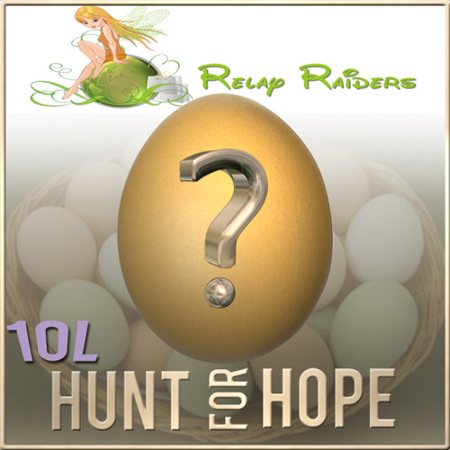 ** Hunt For Hope -  April 1st - April 7th **