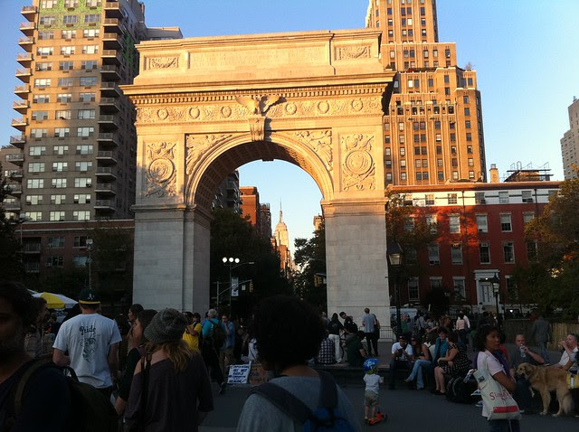 Occupy Wall Street: Washington Square Park