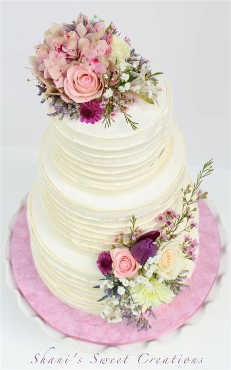 Wedding Cake Gallery   Shani's Sweet Art