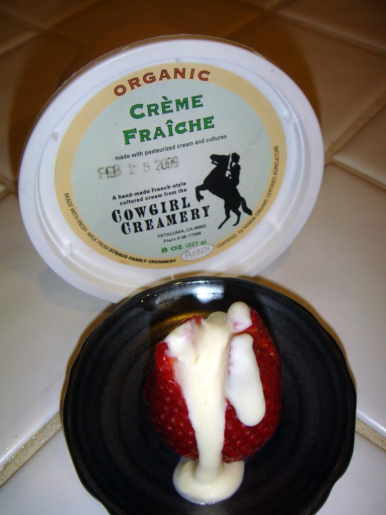 Cowgirl Creamery Creme Fraiche