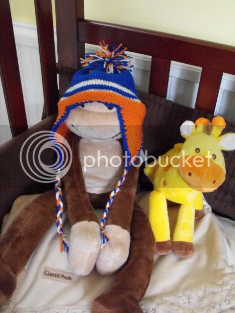 baby bears hat