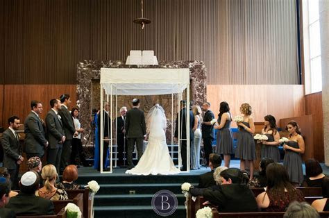 Jewish Wedding in Winnipeg Mad and Fede Married