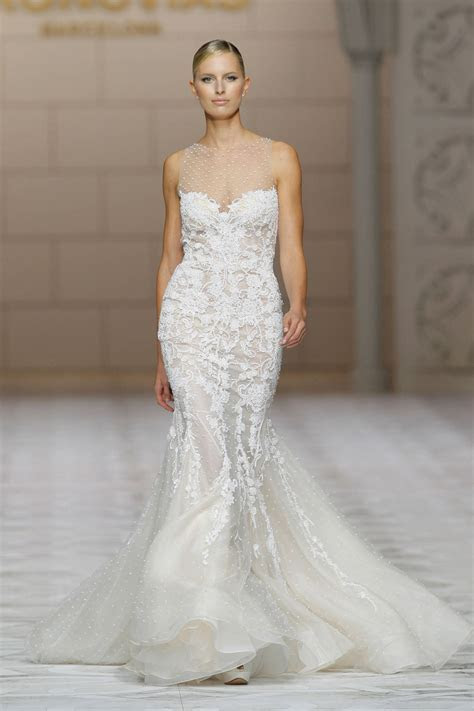 50  Spring 2015 Designer Wedding Dresses   Couture Wedding