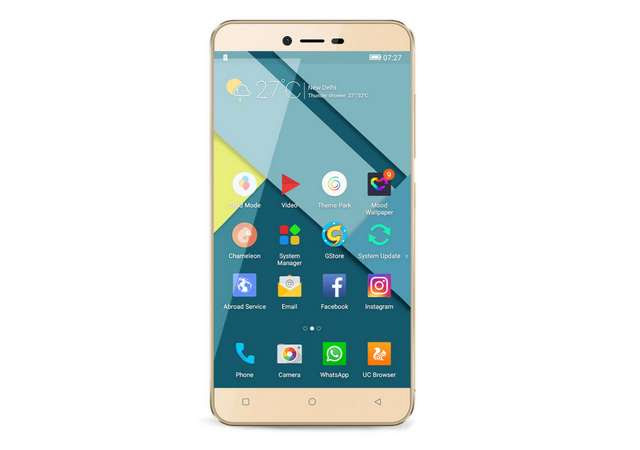 Gionee P7 with 4G VoLTE Introduced in India