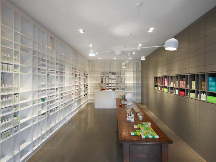 Malin Goetz apothecary Bernheimer Architecture Los Angeles (Malin+Goetz) apothecary by Bernheimer Architecture, Los Angeles